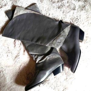 Liz Claiborne Leather Boots